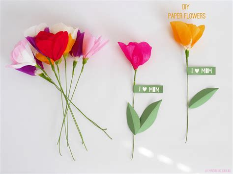 mother s day diy part 1 tissue paper flowers