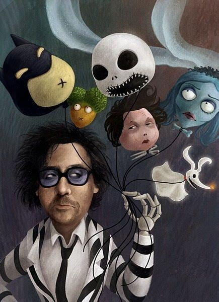 film disney jack 15 best tim burton character design images on pinterest