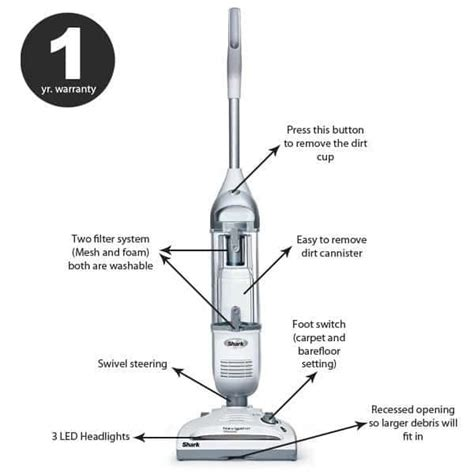 Lightweight Vacuum For Carpet by Shark Navigator Freestyle Review