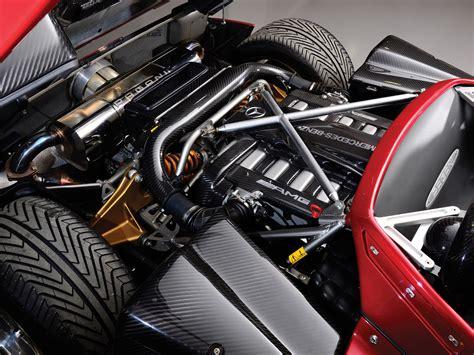 pagani zonda engine 2005 pagani zonda c12 s 7 3 roadster supercars supercar