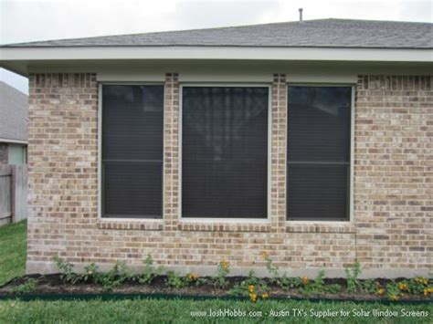 house window screen austin s solar screen supplier austin texas tx