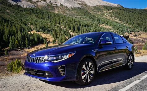Sxl Kia Optima 2016 Kia Optima Sxl The Awesomer