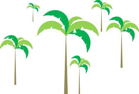 membuat gambar format png membuat hiasan pohon kelapa sipowerpoint