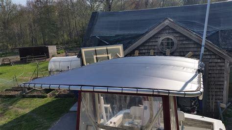 boat t top canvas replacement miami sunbrella t top canvas replacement 189 any color page