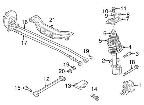 2005 chevy impala parts diagram rear suspension parts for 2005 chevrolet impala