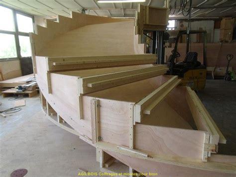 Comment Faire Un Escalier En Beton 4740 by Coffrage Pour Escalier Beton Coffrage Bois