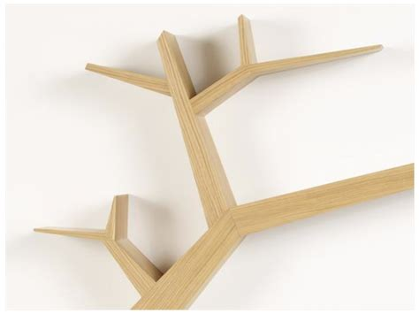 branch bookshelf by olivier dolle decoholic
