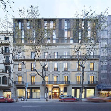 hotel vincci gala barcelona tbi architecture engineering gallery of hotel vincci gala barcelona tbi architecture
