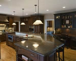 two level kitchen island two level kitchen island design for the home