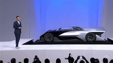 future cars faraday future car 2016