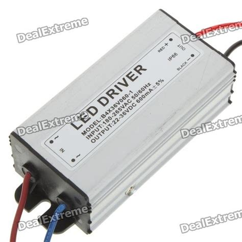 Led Driver 20w 20w led driver 180 265v free shipping dealextreme