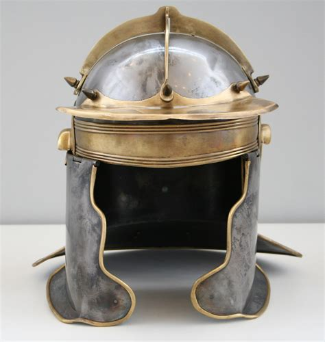 Helm Helmet File Niederbieber Helm Replik Jpg Wikimedia Commons