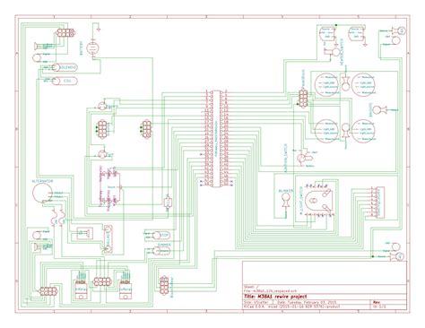1952 willys wiring diagram get free image about wiring