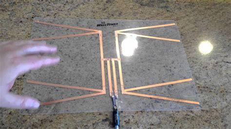 diy hdtv antenna diy hdtv antenna coat hanger