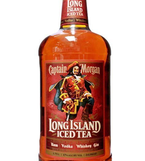 captain island tea parrot bay cocktails kingdom liquors