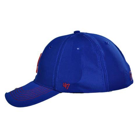 47 brand atlanta braves mlb gt closer fitted baseball cap