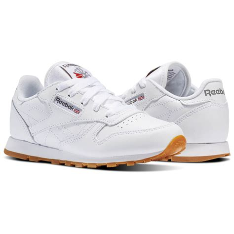 16 Coolest Picks Of A Classic Shoe by Reebok Classic Leather Pre School White Reebok Us