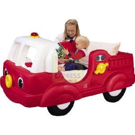 step 2 firetruck toddler bed step 2 fire engine toddler bed childrens gift review