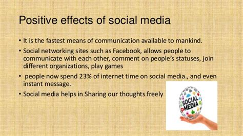 thesis about the effects of social media negative effects of social media on society essay