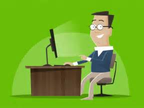 of animation front desk office desk animation lets work by jacques alomo dribbble