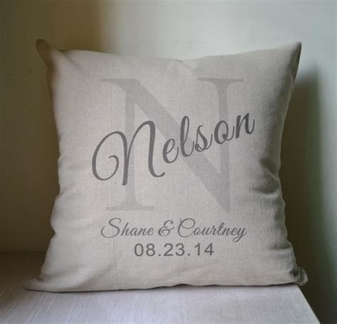personalized pillow shade initial personalized pillow cover pillow name pillow monogrammed