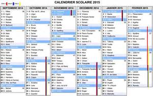 Calendrier Is 2015 Calendrier Scolaire 2015 Image King