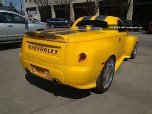 2005 chevrolet ssr custom