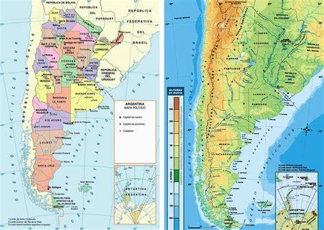 imagenes satelitales actuales de argentina mapas
