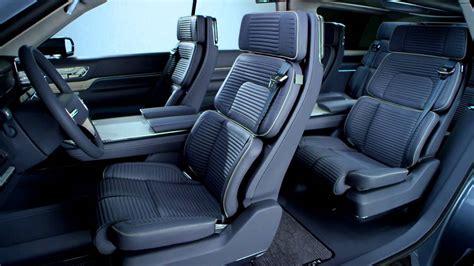 lincoln navigator interior 2016 new lincoln navigator concept interior youtube