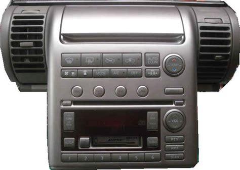 infiniti g35 stereo infiniti car stereo repairs