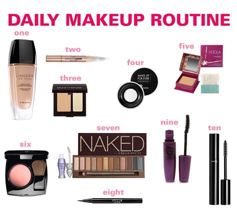 Eyeshadow Daily makeup routine for skin style by modernstork
