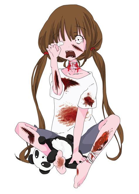 anime zombie girl zombie girl by littlepandaexpress on deviantart