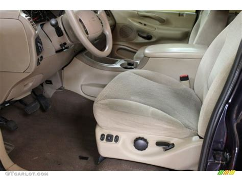 Ford Expedition 2000 Interior by Medium Parchment Interior 2000 Ford Expedition Xlt 4x4