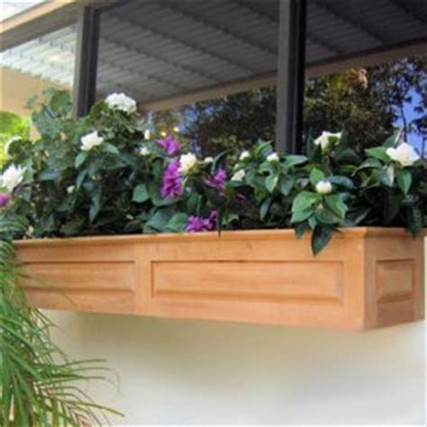 wooden window boxes uk wooden window boxes