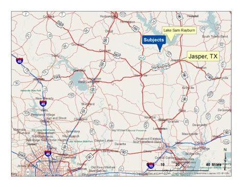 map of jasper texas sold land near county road 37 jasper texas 75951 acreage for sale on landsofamerica