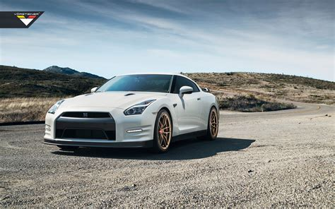nissan gtr wallpaper hd nissan gtr vorsteiner v ff 105 wheels wallpaper hd car