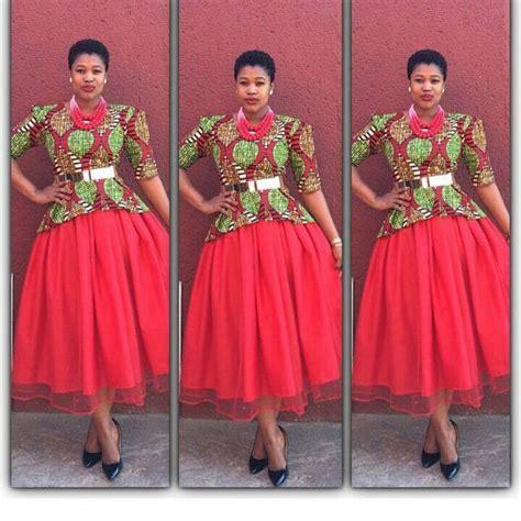 pattern maker durban south african traditional dress wear 2017
