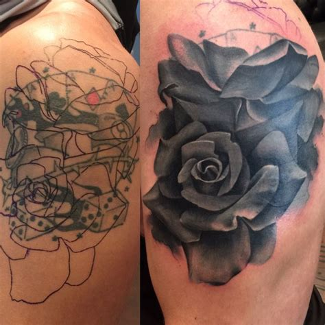 rose tattoo cover ups 228 best s by lou bragg images on