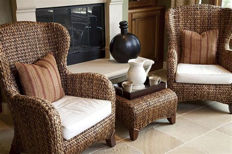 How To Clean And Maintain Wicker Patio Furniture Cleaning Wicker Patio Furniture
