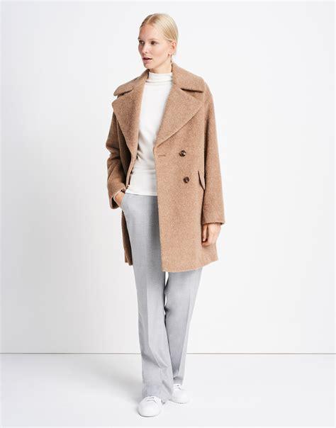 Oversize Mantel Damen by Oversize Mantel Beige Kaufen Vienna Soft Camel