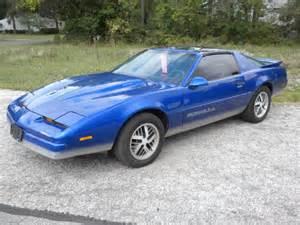 1987 Pontiac Firebird For Sale 1987 Pontiac Firebird Formula 350 Details East Lake Oh 44095