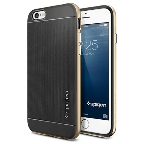 Sgp Neo Hybrid For Iphone 6 Plus Gold cavaraty luxury mobile covers and accesories