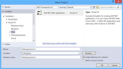 web api tutorial visual studio 2012 tracing in asp net web api 2 the asp net site
