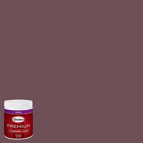 glidden team colors 8 oz nfl 159b nfl washington redskins burgundy interior paint sle gld