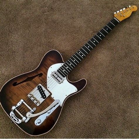 Handmade Telecaster - 25 best ideas about telecaster thinline on