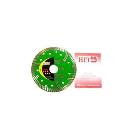 taglio piastrelle gres disco diamantato per gres porcellanato hit dgs115