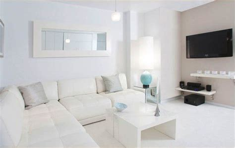 All White Home Interiors White Interior Design Ideas