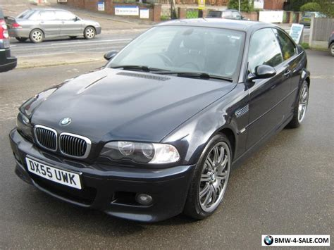 Bmw M3 2005 For Sale by 2005 Coupe M3 For Sale In United Kingdom