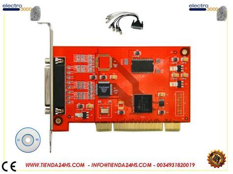 scheda audio 4 ingressi scheda di acquisizione digitale e audio 4 ingressi