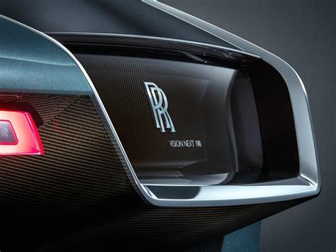 rolls royce concept cars rolls royce vision 100 ex103 concept car average joes